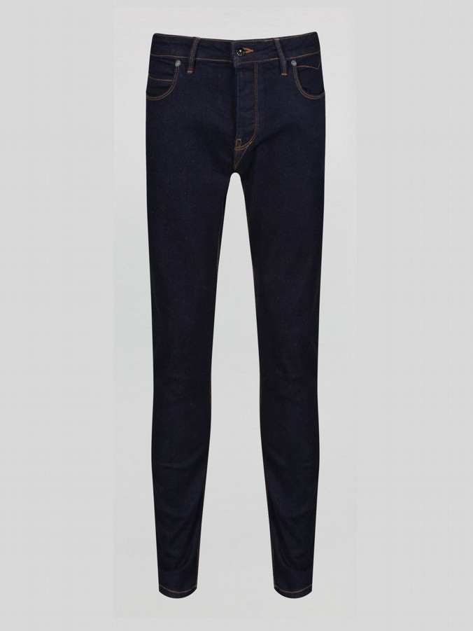 Luke 1977 Vacuum Skinny Fit Denim