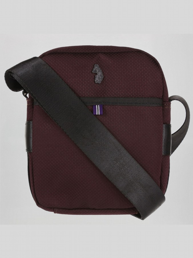 BECKETT NYLON CROSS BODY BAG