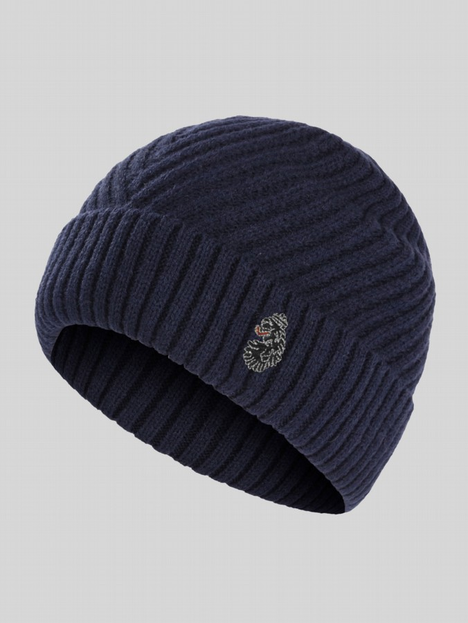 Luke 1977 Osh shaped rib beanie