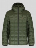 SOUTHY QUILTED HOODED JACKET