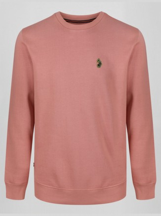 THE RUNNER CREW NECK SWEAT