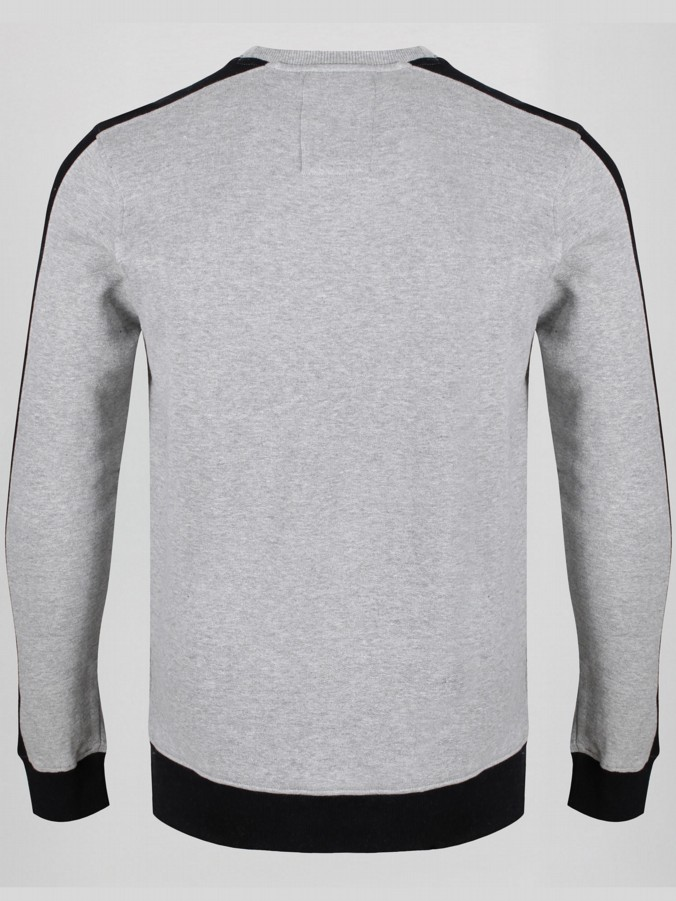 BOBBY TRANTOR DETAIL SWEAT