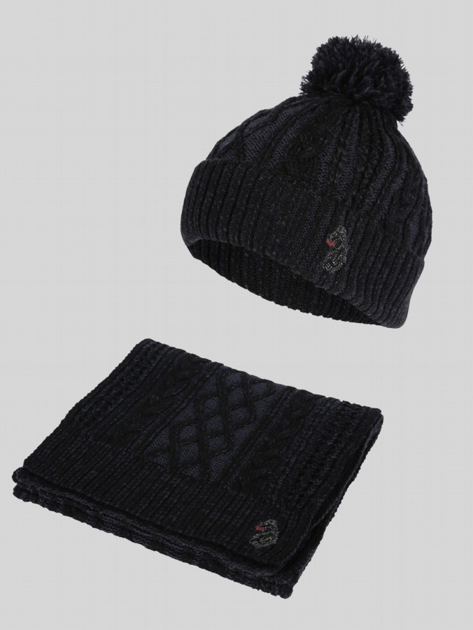 baigib set hat and scarf