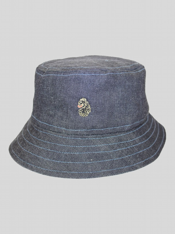SHINE LUKE 1977 | Charity Denim Bucket Hat