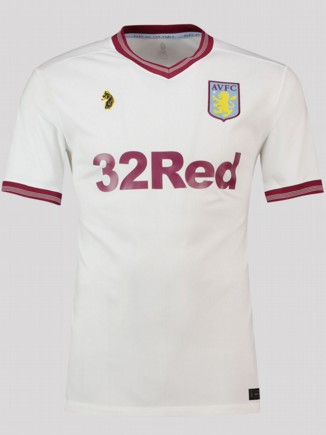 new style f0090 58f89 Aston Villa 18/19 Shirts | Luke x AVFC Football Kits | Luke ...