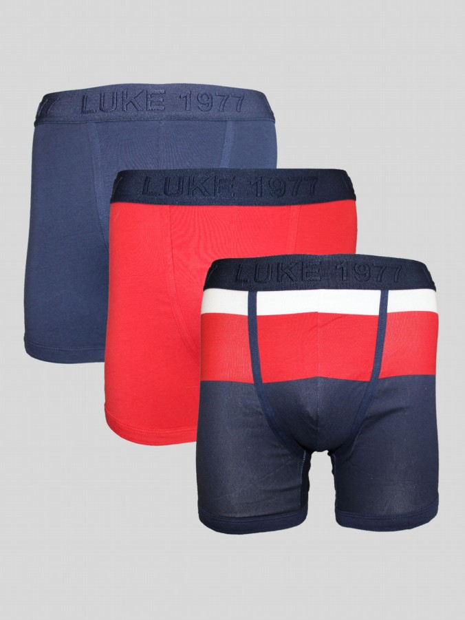 RON STEEL BOXER SHORTS