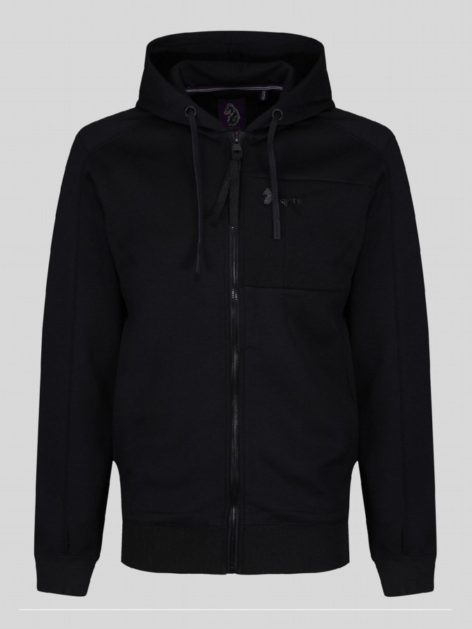 OH YES! POCKET DETAIL HOODY