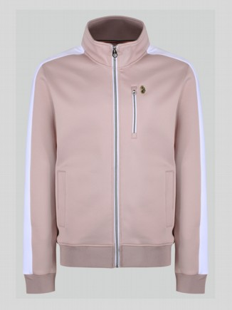 MOORE LUKE SPORT ZIP THROUGH TRACKSUIT TOP