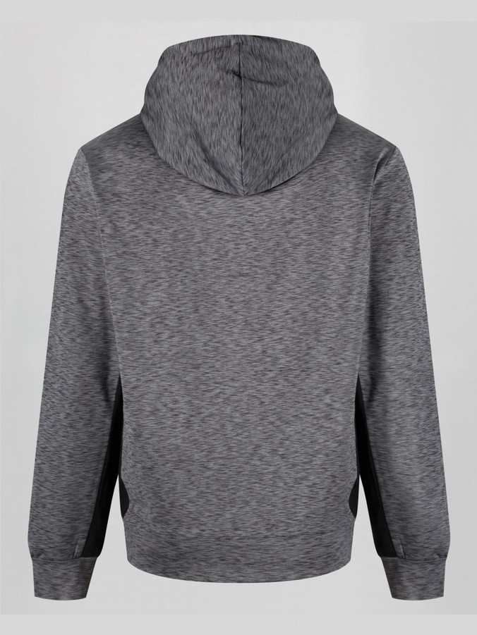 ROYLE MILE SPORT PERFORMANCE ZIP THROUGH HOODY