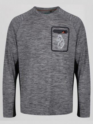 LONG POCKET PERFORMANCE LUKE SPORT L/S T-SHIRT