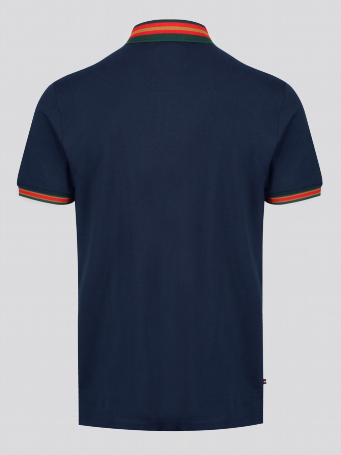 Shooting Star Navy Sport Polo