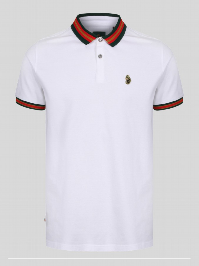 LONG SHOOTING STAR LUKE SPORT L/S POLO
