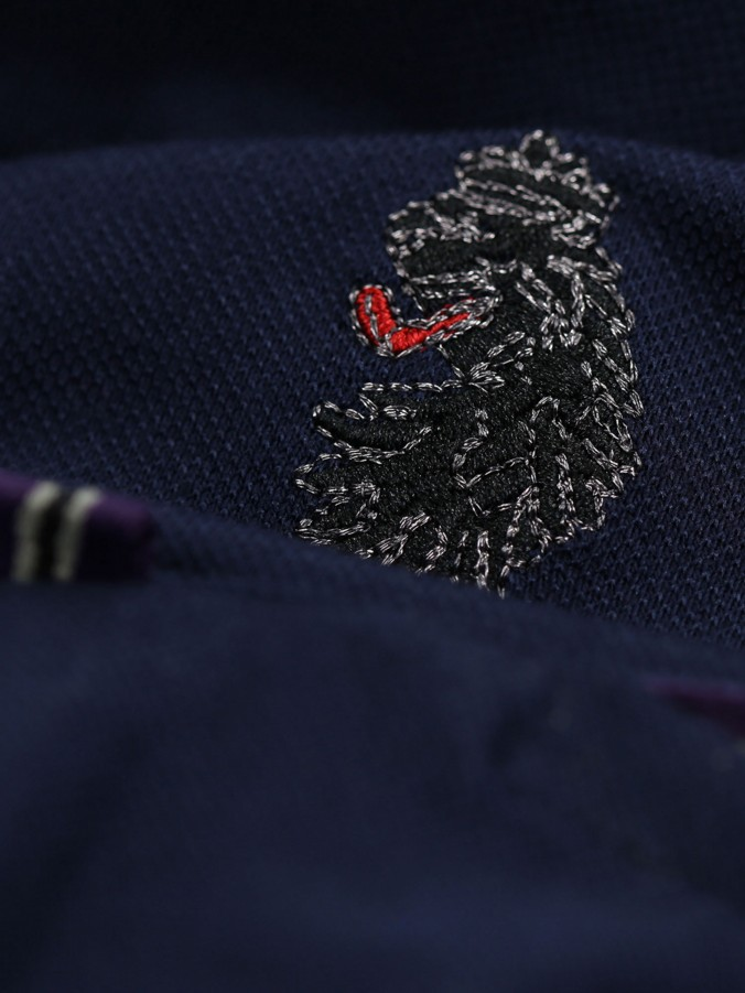 NEW BIL LION EMBROIDERY POLO