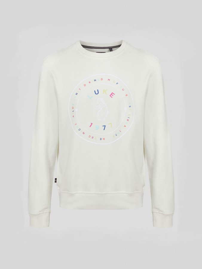 Big Day Out Crew Neck Sweatshirt