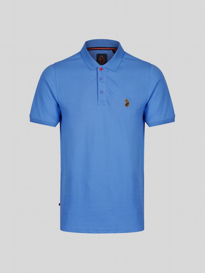 William short sleeve polo