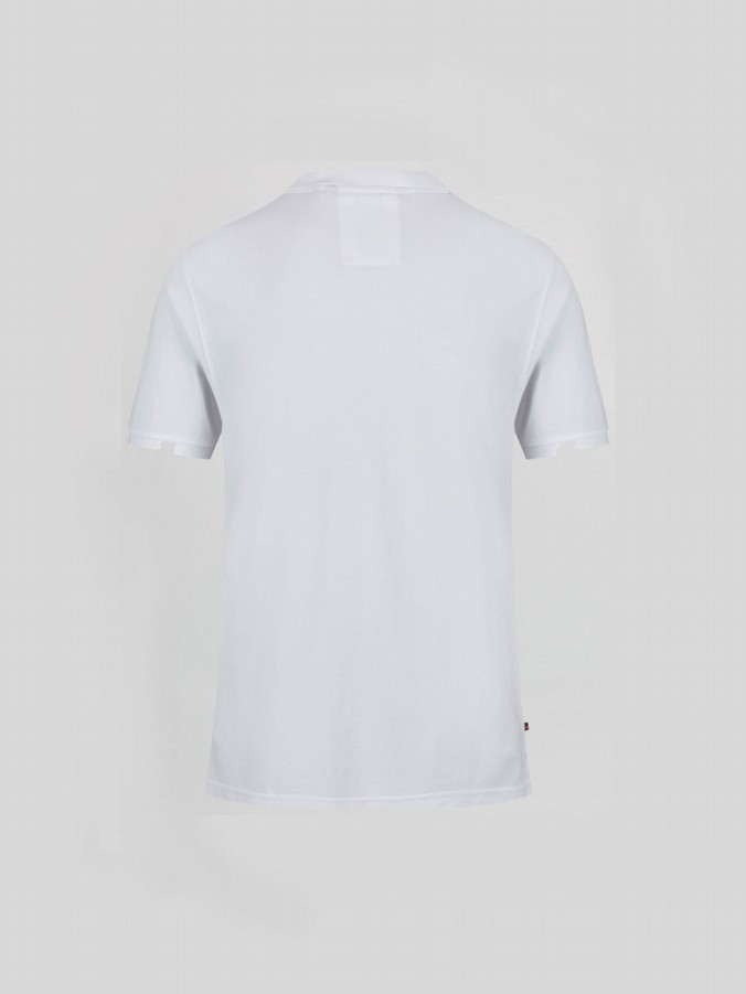 williams short sleeve polo