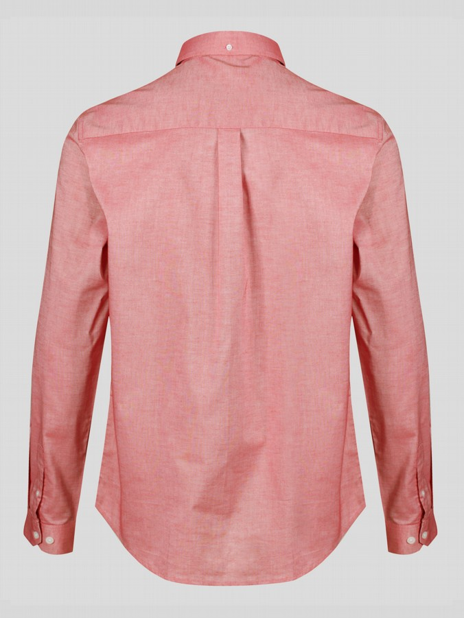 CUFFYS STRETCH LUKE SPORT L/S TAPE DETAIL SHIRT