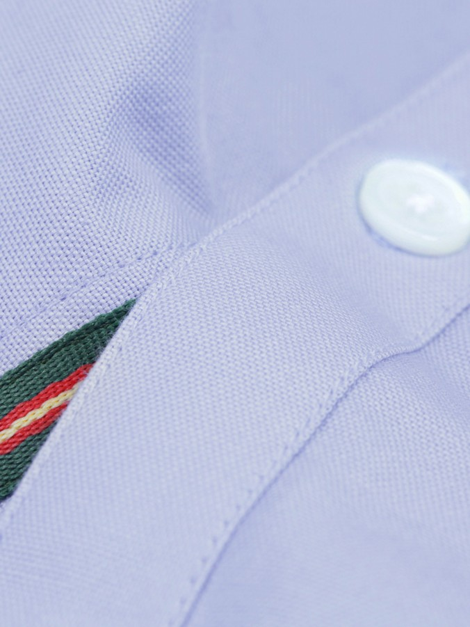 JIMMY STRETCH LUKE SPORT S/S TAPE DETAIL SHIRT