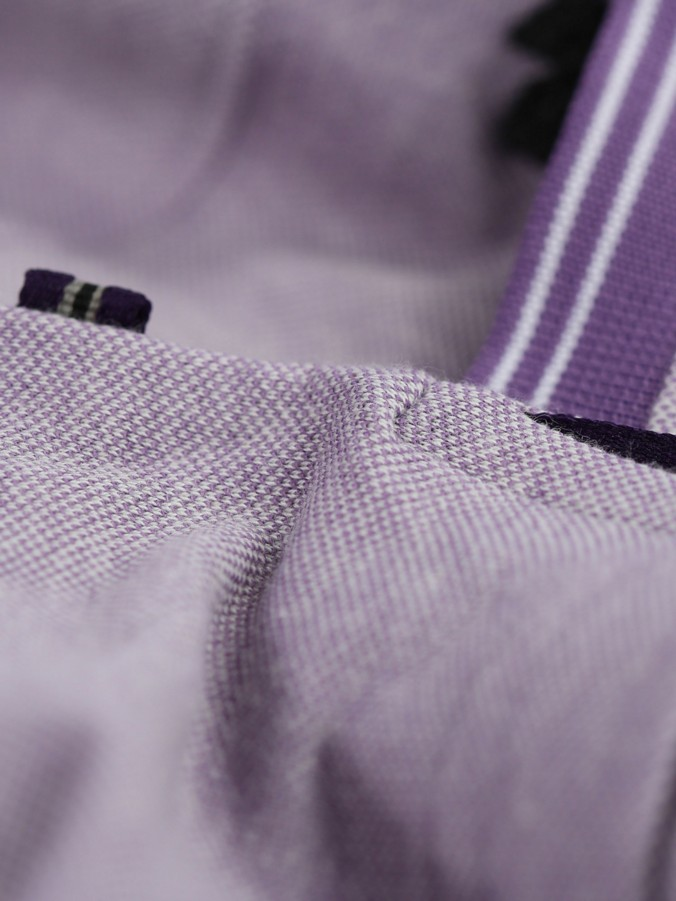 BELIEVE CHEST POCKET DETAIL POLO