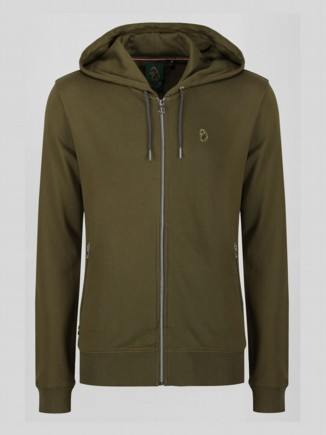 BERLIN 2 LUKE SPORT ZIP THROUGH HOODY