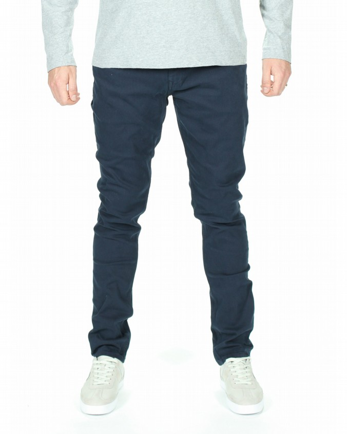 Freddyfit chino navy luke 1977 denim menswear