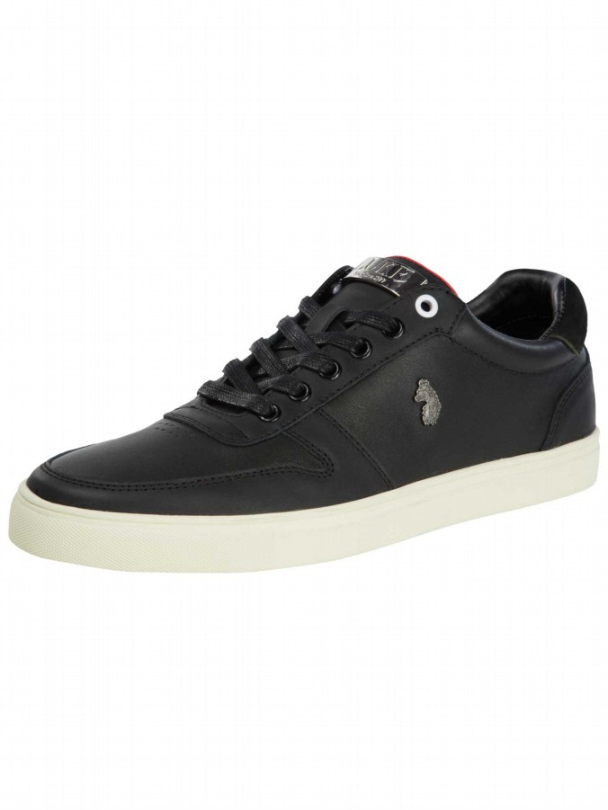 ma1 luke 1977 mens designer black lace up jimmy trainers