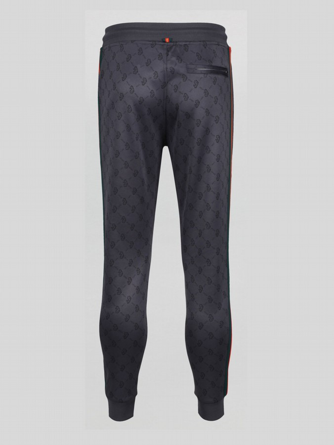 CAPTAIN MARVELOUS JNR SPORT OVERPRINTED JOGGERS