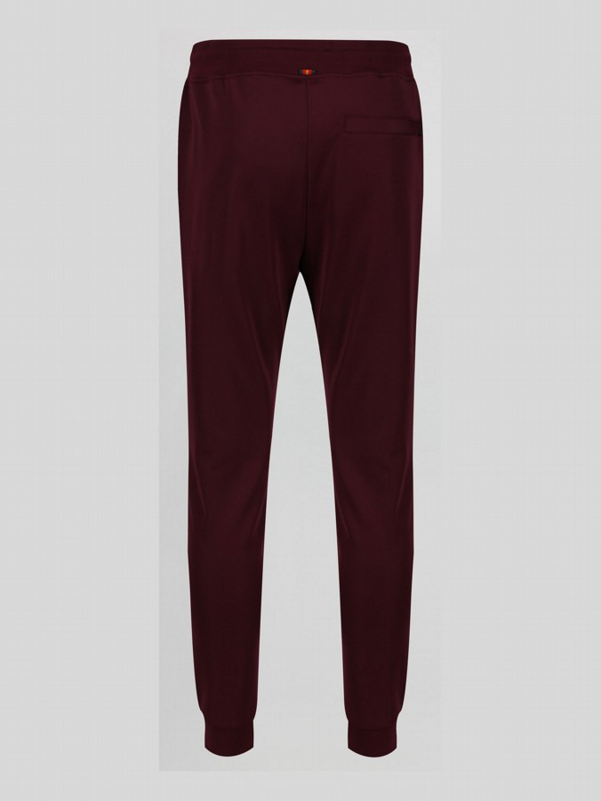 GEDDIS CLARET AND BLUE JOGGER