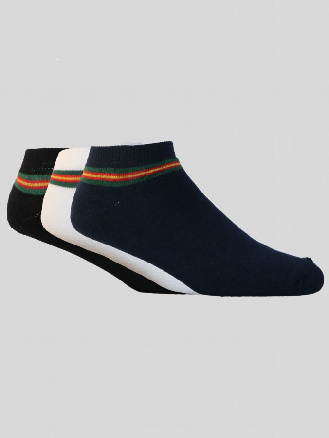 ANKLE SPORT 3 PACK SOCK