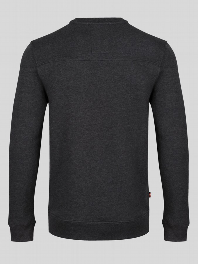 THE RUNNER CREW SWEAT