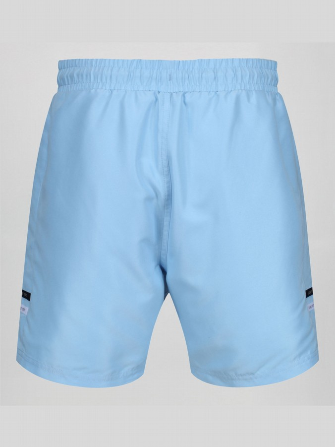 TAPHEAD PLUS SWIM SHORTS WITH TRIM TAPE DETAIL