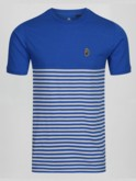 Low Breton Crew neck T-shirt