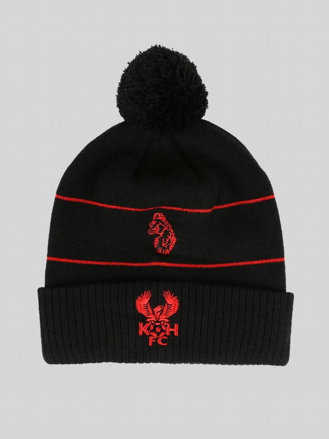 Kidderminster Harriers FC Bobble Hat