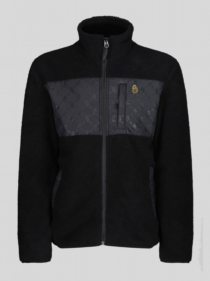 FLYLON SPORT ZIP THROUGH FUNNEL JACKET
