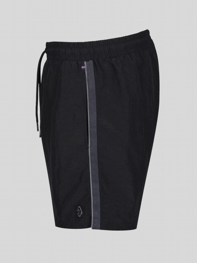 ELKY PIPED DETAIL SWIM SHORT