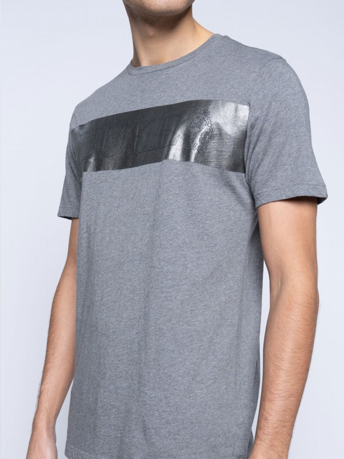 DANNY GRIFFITHS PRINTED T-SHIRT