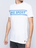 CONTINENTAL LUKE SPORT PRINT DETAIL T-SHIRT