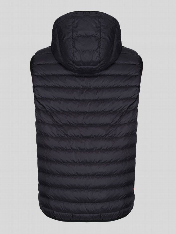 NORTH WEIGHT LUKE SPORT QUILTED HOODED GILET