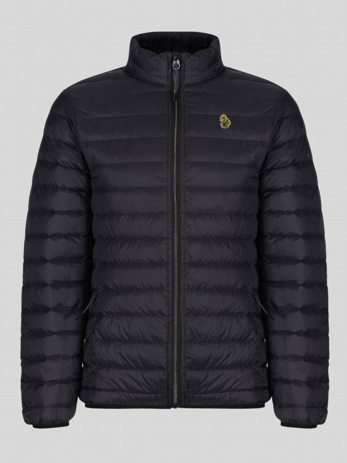 EAST WEIGHT LUKE SPORT QUILTED FUNNEL NECK JACKET