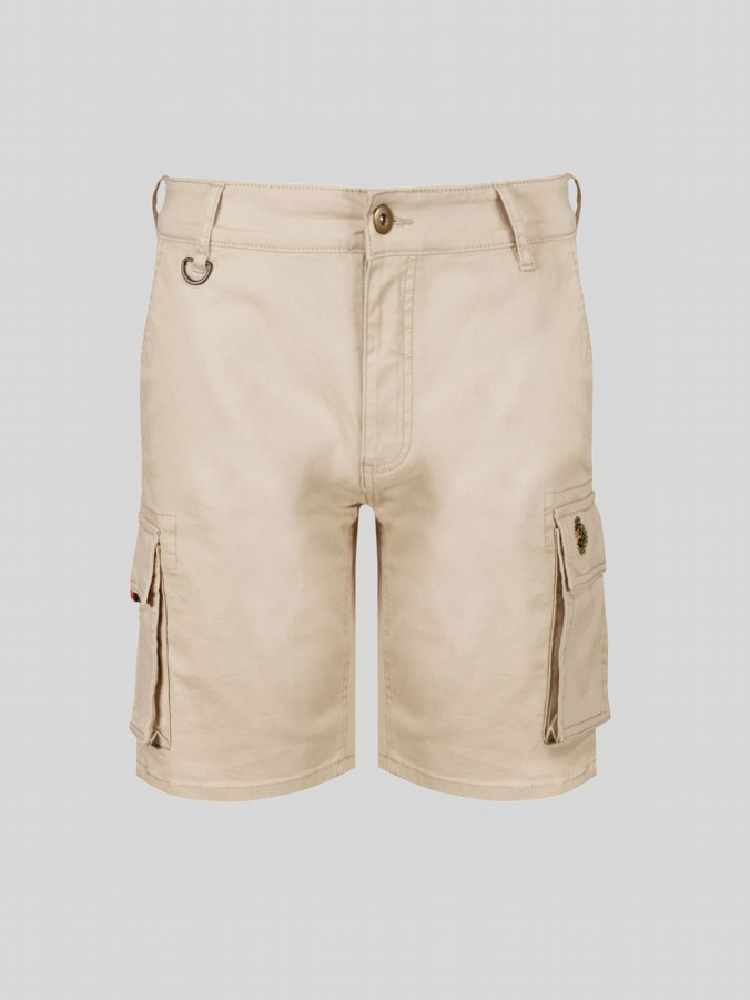 Club Future Luke Junior Shorts