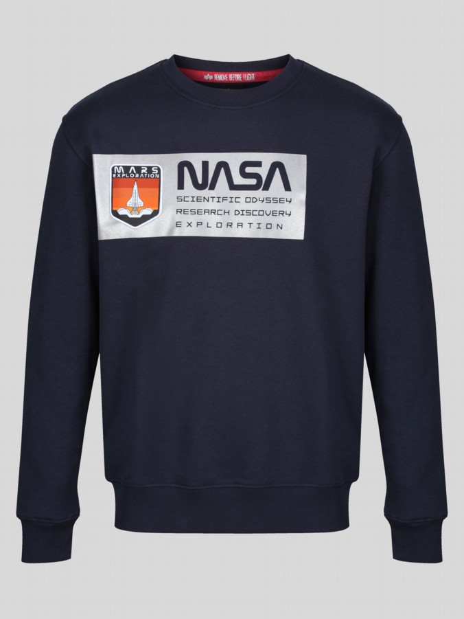 Mars Reflective Sweater