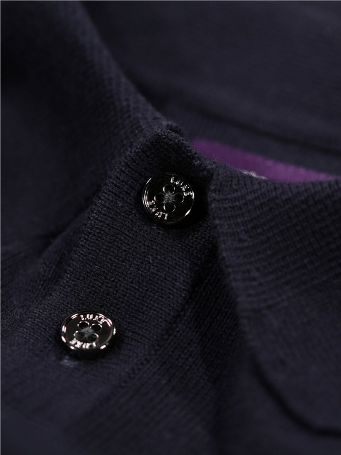 TUNGSTEN S/S KNITTED POLO