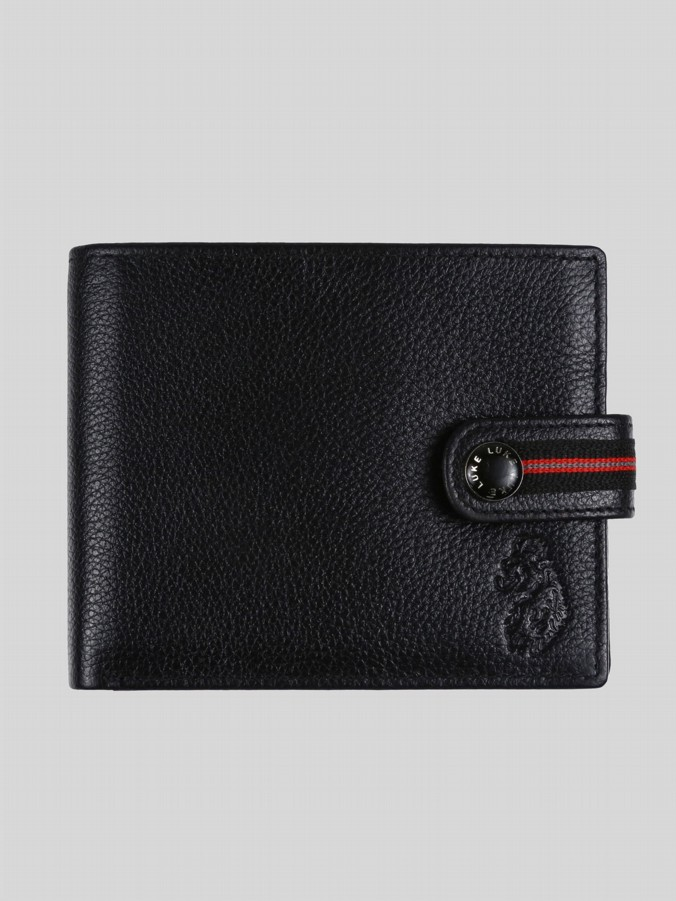 KYLO TAPE/PRESS STUD WALLET